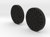 Poppy Button 3d printed