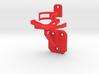 Force FC Lightsaber Vertical Mount 3d printed