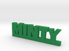 MINTY Lucky 3d printed