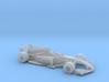 F1 2017 car 1/64 3d printed