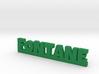 FONTANE Lucky 3d printed