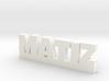 MATIZ Lucky 3d printed