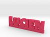 LUCIEN Lucky 3d printed