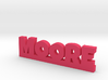 MOORE Lucky 3d printed