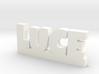 LUCE Lucky 3d printed