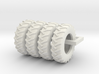 1/64 Scale 18.4R34 Tires, Set Of 4 3d printed