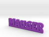 MAUGER Lucky 3d printed