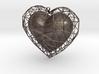 Heart in jail 3d printed