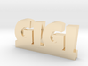 GIGI Lucky 3d printed