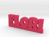 FLORI Lucky 3d printed