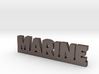 MARINE Lucky 3d printed