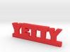 YETTY Lucky 3d printed
