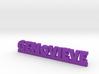 GENOVIEVE Lucky 3d printed