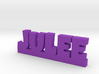 JULEE Lucky 3d printed