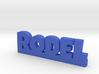 RODEL Lucky 3d printed