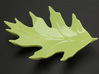 OAK LEAF DISH 3d printed Avocado (color not available)