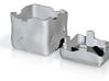Hollow Transparent Gelatinous Cube 3d printed