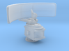 SG Radar 1/48 3d printed