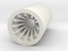 """3/4"""" Kylo Ren Styled Blade Plug 3d printed"""