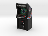 Last Starfighter Arcade Game, 35mm Scale 3d printed