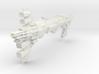 Rebel assault frigate type1 mk3 1/7000th 3d printed