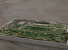 Indianapolis Motor Speedway, IN, USA, 1:10000 3d printed