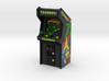 "3 3/4"" Scale Trogdor Arcade Game 3d printed"