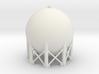 1:285 Spherical Tank 3d printed