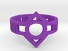 Indigo Lantern (Indigo Tribe) Oath Ring 3d printed