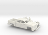 1/64 2016/17 Chevrolet Silverado Short Bed Kit 3d printed