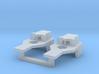 Jouef Wagon NEM Coupling Socket. 3d printed