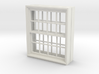 Window, 52in X 60in, 16 Panes, x2 3d printed