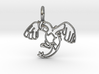 Lugia Pendant - Legendary Pokemon 3d printed
