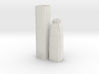 Two International Finance Centre (1:2000) 3d printed