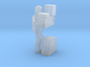 S Freight Worker Stacking Boxes Figure 3d printed