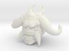 Desolataur Helmet (Titans Return) 3d printed