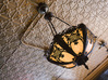 Interior Hanging Light Fixtures 3d printed Photo of reference model for light