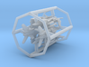 1/700 EA-18G w/Gear x4 (FUD) 3d printed