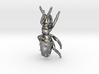 Weevil Pendant 3d printed