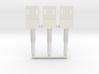 SAAB 96 V4 Headlight Retainer Studs 3d printed