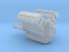 AJPE Hemi 1/25 Dual Plug 3d printed