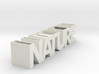 """NATURE"" Planter V1.0. (14 cm or 22 cm) 3d printed"