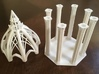 Gothic Chapel 2&3 Base 3d printed Base with Chapel 3 top removed