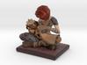 Sintel & Scales: Own a print of the Sintel movie! 3d printed