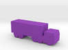 Game Piece Cabover Semi Truck 3d printed