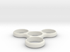 Simple Spinner 3d printed