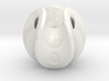 Enneper Oil Lamp 3d printed