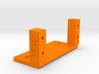 THC'S YETI JR SERVO MOUNT UPGRADE 3d printed