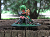 Memories of Hyrule #1 - Saria's Song 3d printed