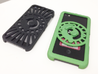for BlackBerry Z10 : core : CASECASE CLICK 3d printed Blackberry Z10 and iPhone 5s side by side